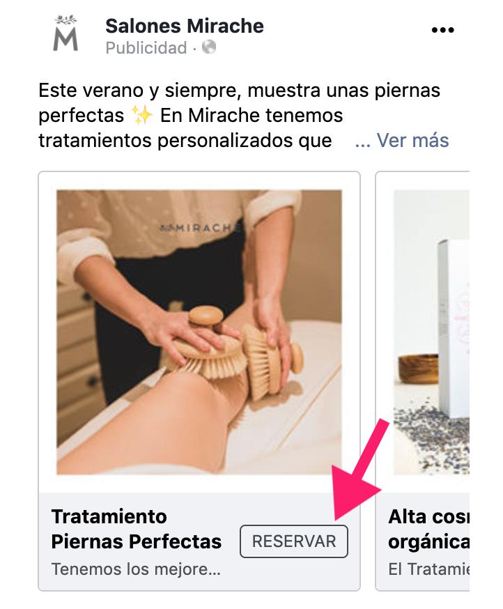 CTA en Social Ads