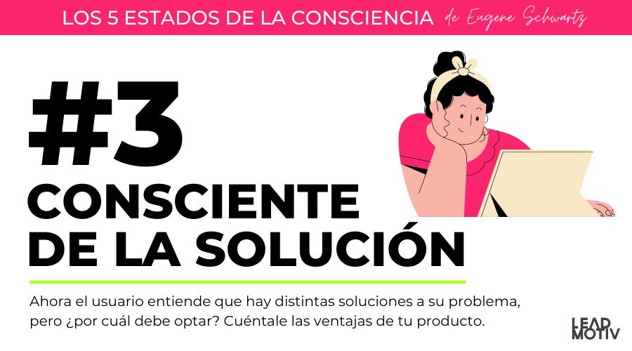 estado 3 - consciente solucion